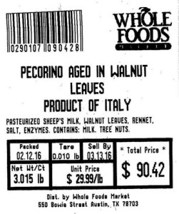 whole foods cheese walnut